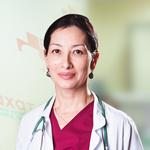 Мырзакулова Лейла Хасановна - врач неонатолог